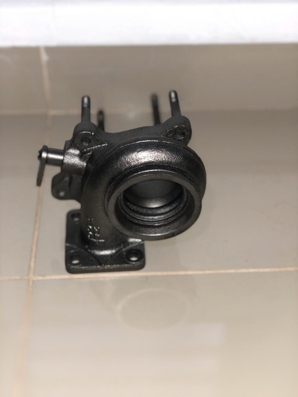 Caracol Excape Turbo 4jb1 Nkr 2 Isuzu